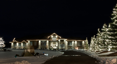Seasonal lighting & Lights | P r o T u r f - Louisville Ky landscaping Commercial ... azcodes.com